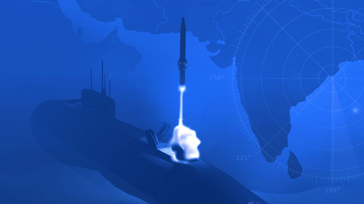 India and Pakistan are building nuclear-armed submarines - Vox
