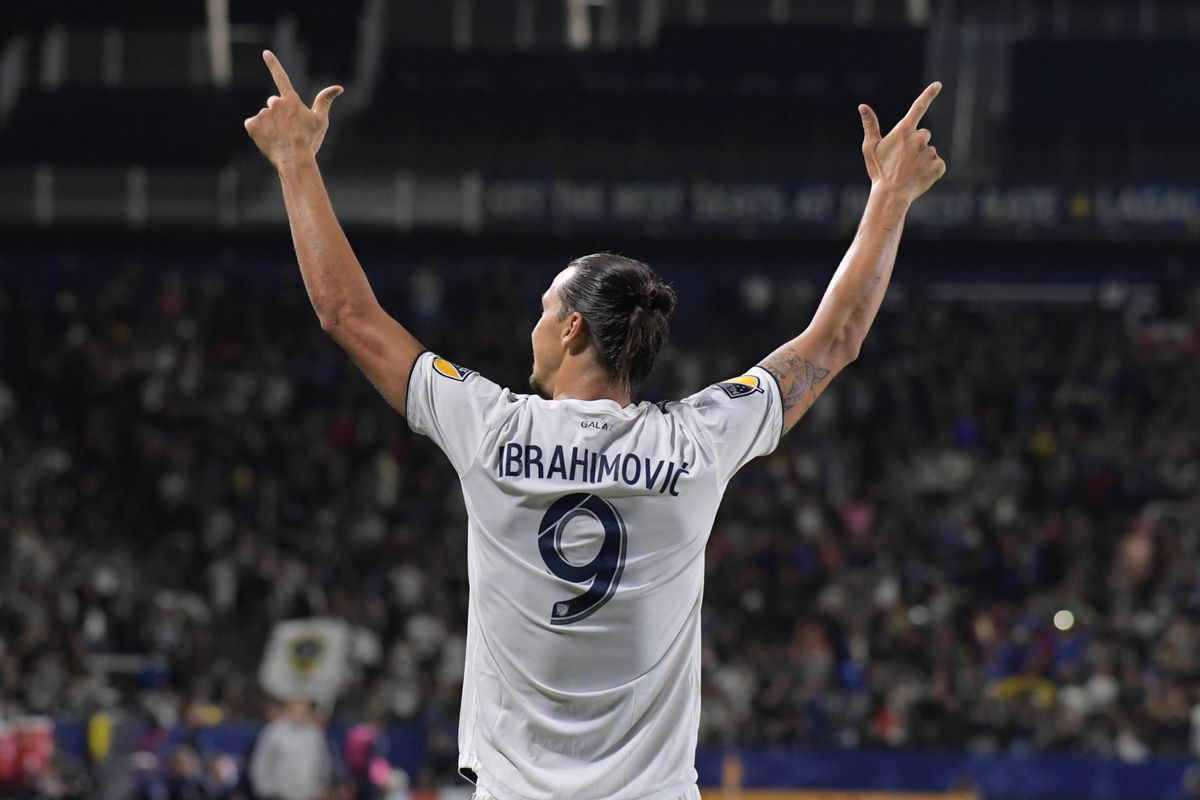 MLS: Vancouver Whitecaps at Los Angeles Galaxy
