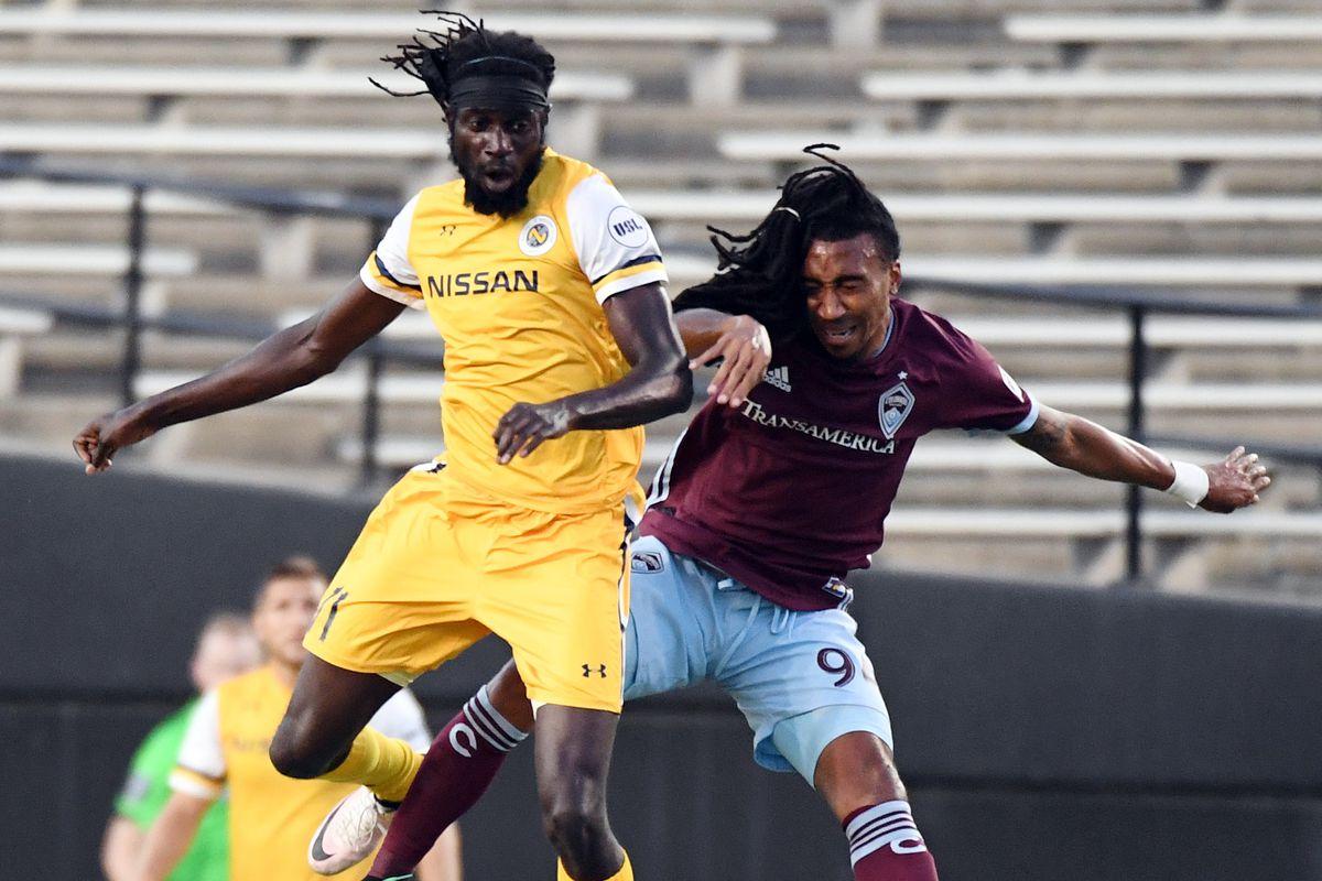 MLS: U.S. Open Cup-Nashville SC vs Colorado Rapids