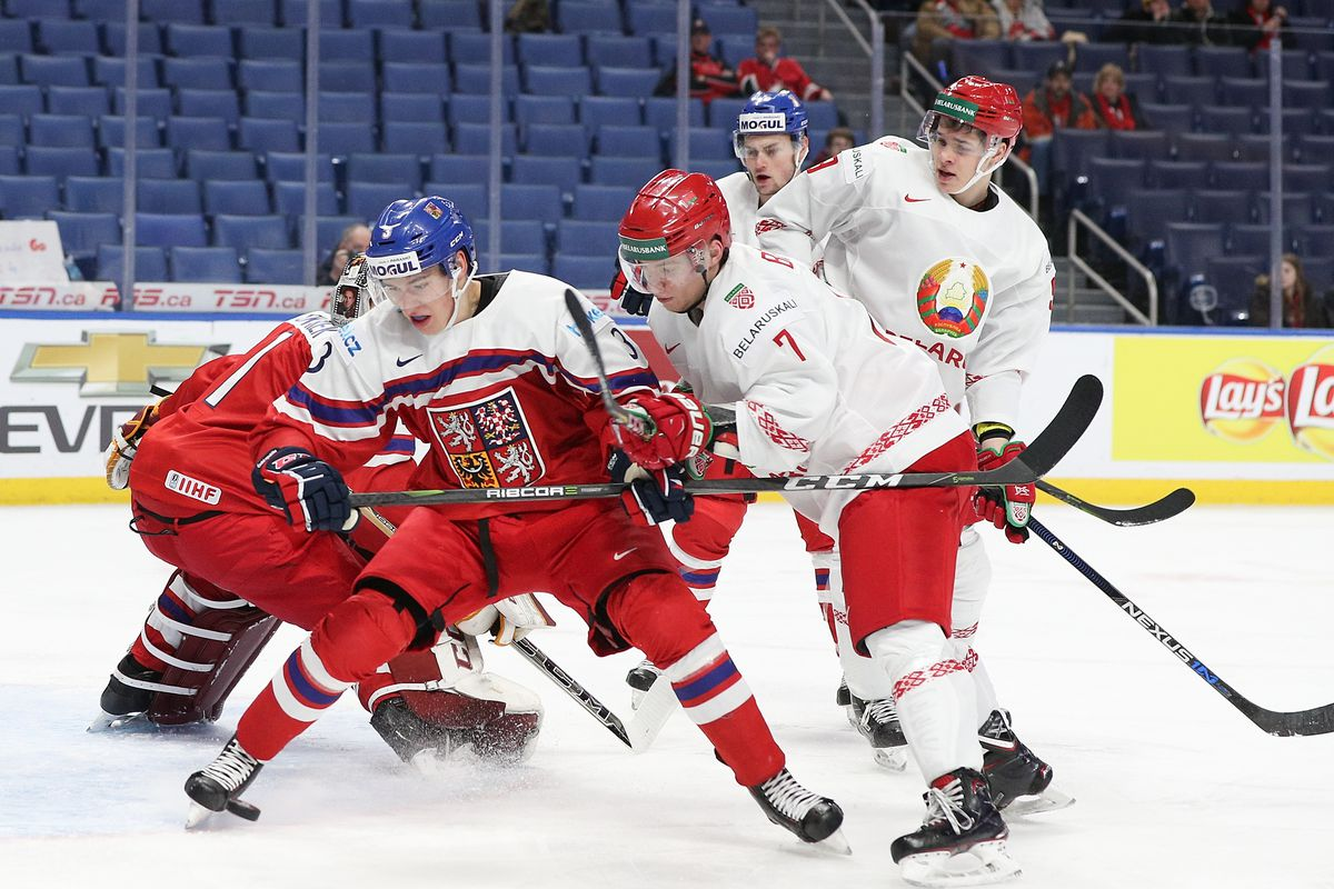 Czech Republic v Belarus - 2018 IIHF World Junior Championship