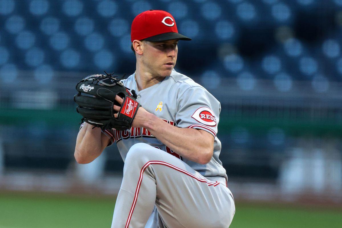 MLB: SEP 05 Reds at Pirates