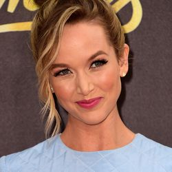 BEST PROM LOOK: Kelley Jakle's look is made to pin a corsage on.