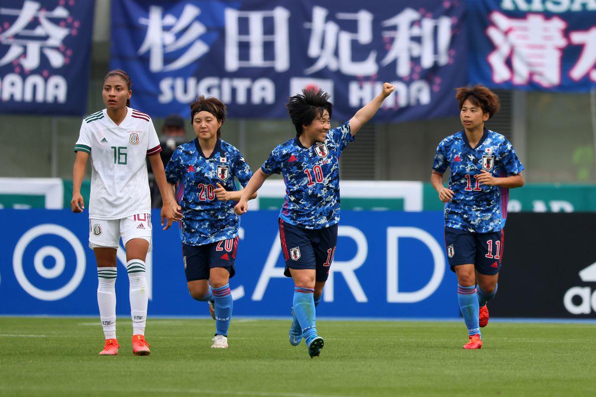 Japan v Mexico - Women's International Friendly