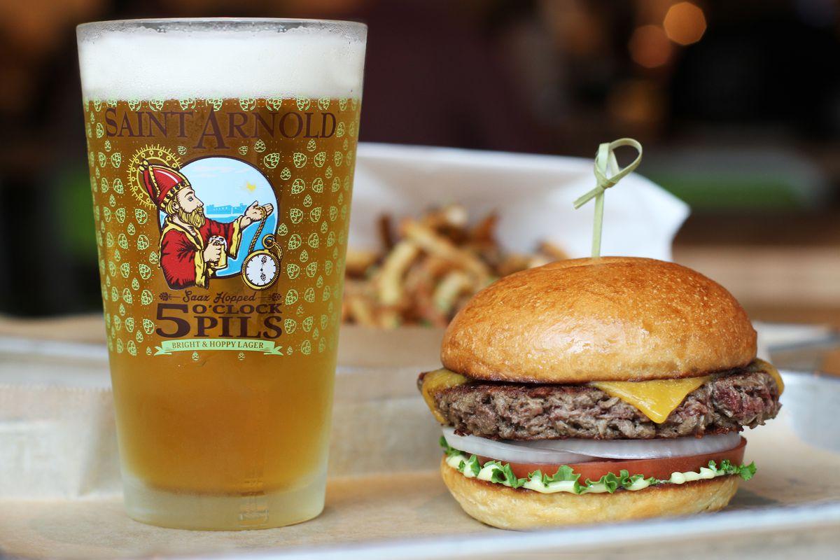 Hopdoddy Burger Bar's Impossible Burger