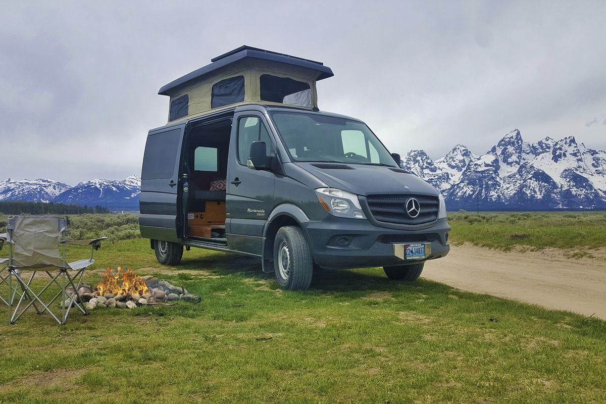 Sportsmobile Camper Vans Rv Rentals For An Epic Road Trip Curbed