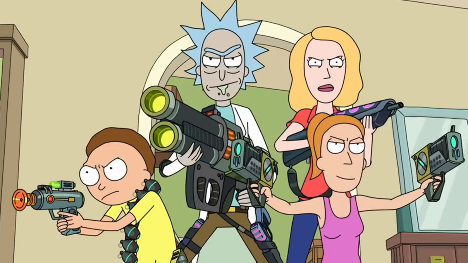 Rick And Morty Is Back With Surprise Airing Of Season 3 -3764