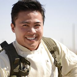 Viet Pham, of Forage in Salt Lake City, is one of the chefs competing on ?Extreme Chef? airing Aug. 16, 2012. (Provided by the Food Network)
