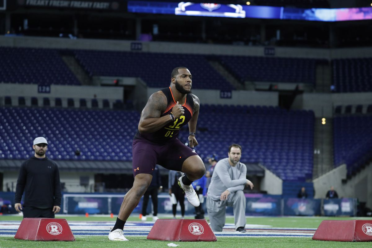 huge selection of 417c1 97b26 Maryland football s NFL draft hopefuls have started the combine with mixed  results - Testudo Times