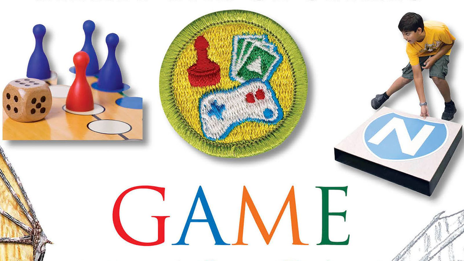 Game Design - U.S. Scouting Service Project