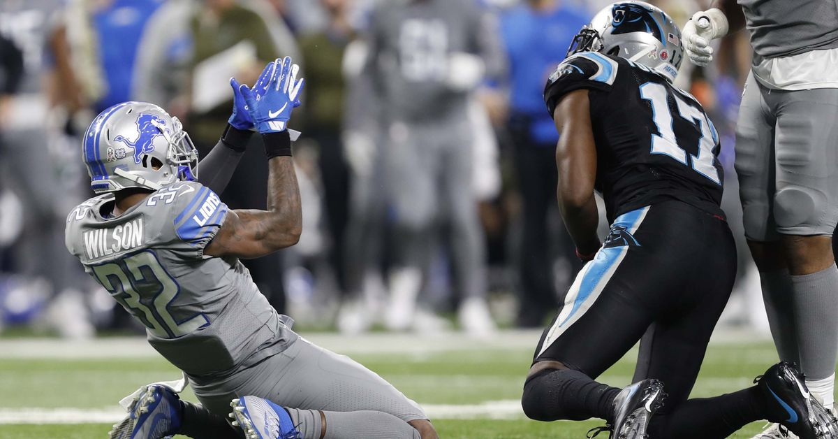 Lions vs. Panthers stock report: Stafford slinging, Lions sneak a win