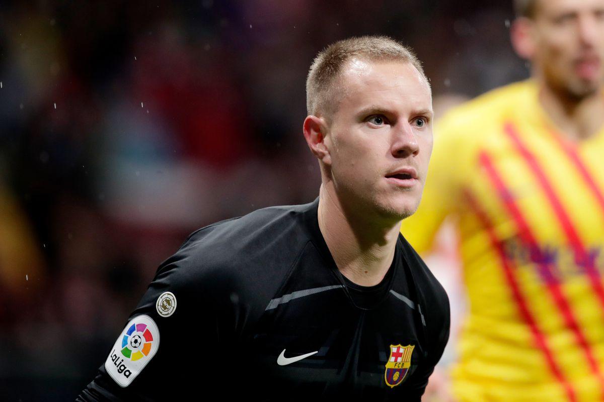 Marc-Andre ter Stegen plays down heroics after Barcelona beat Atletico Madrid