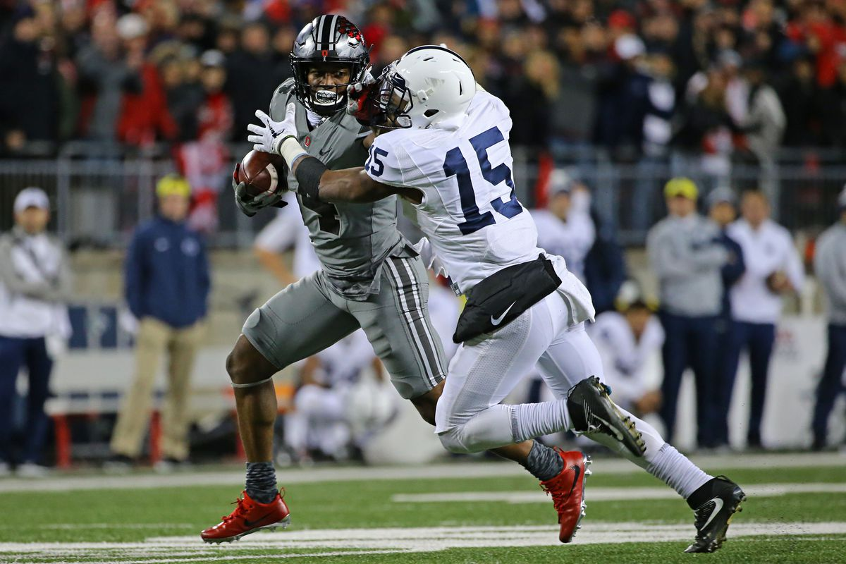College Football Week 13 Schedule Ohio State And Penn State