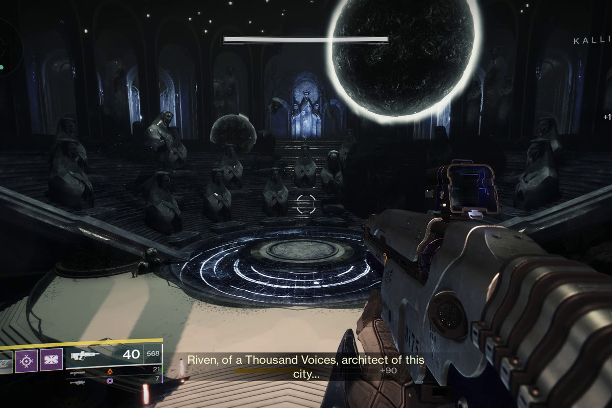 Destiny 2 Raid Karte.Destiny 2 Forsaken Last Wish Raid Guide Riven S Heart Polygon