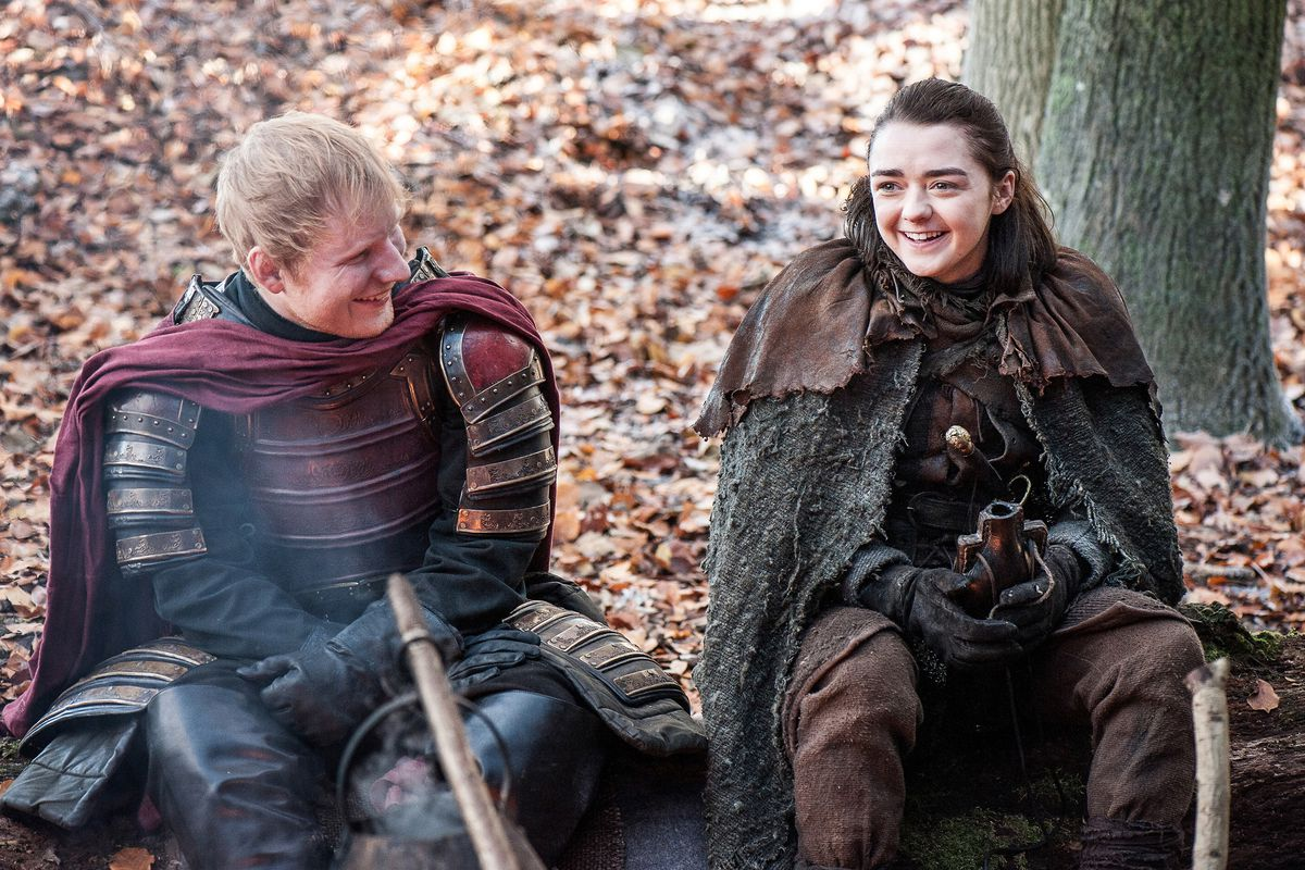 Game of Thrones 701 - Arya and Lannister soldier