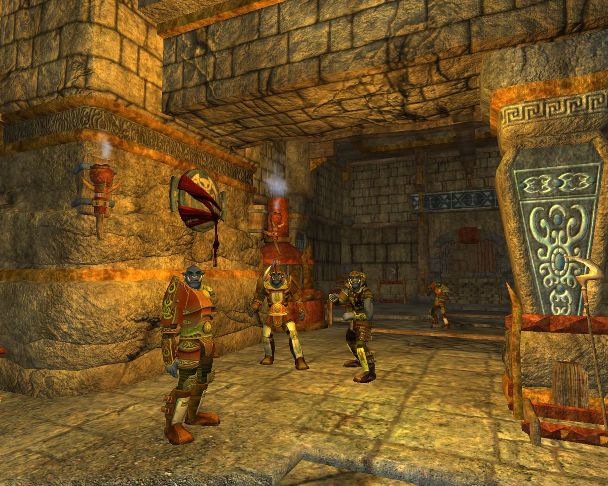 Touring the living remains of an 11-year-old MMO - Polygon