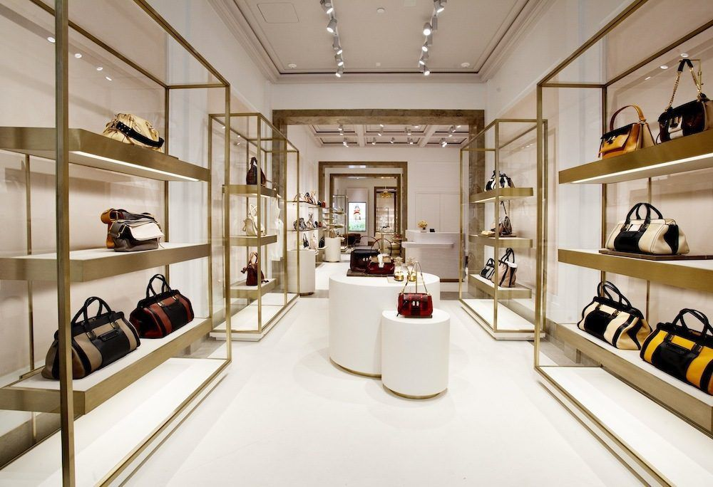 Go For Broke at the Gorgeous New Chloé Boutique in Soho - Racked NY 02bae6db8