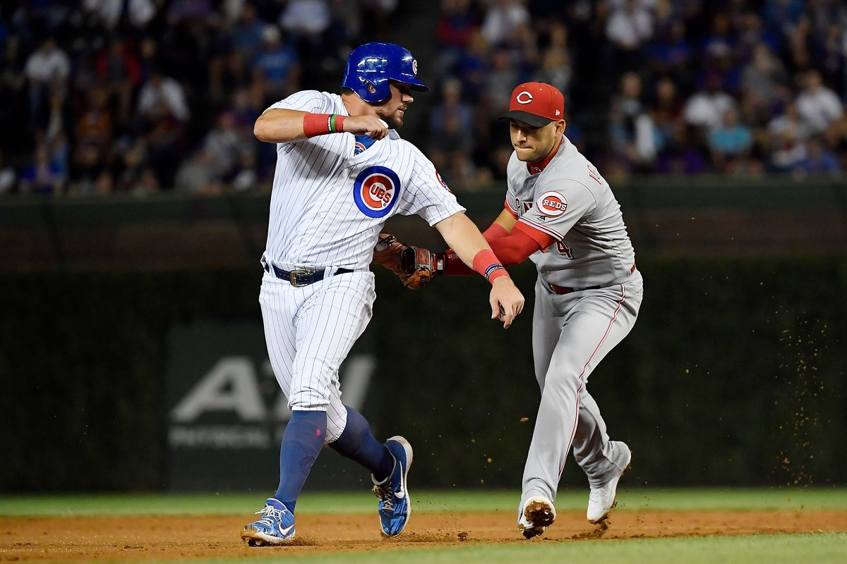 'It's never easy,' say Cubs after 10-inning loss to Reds