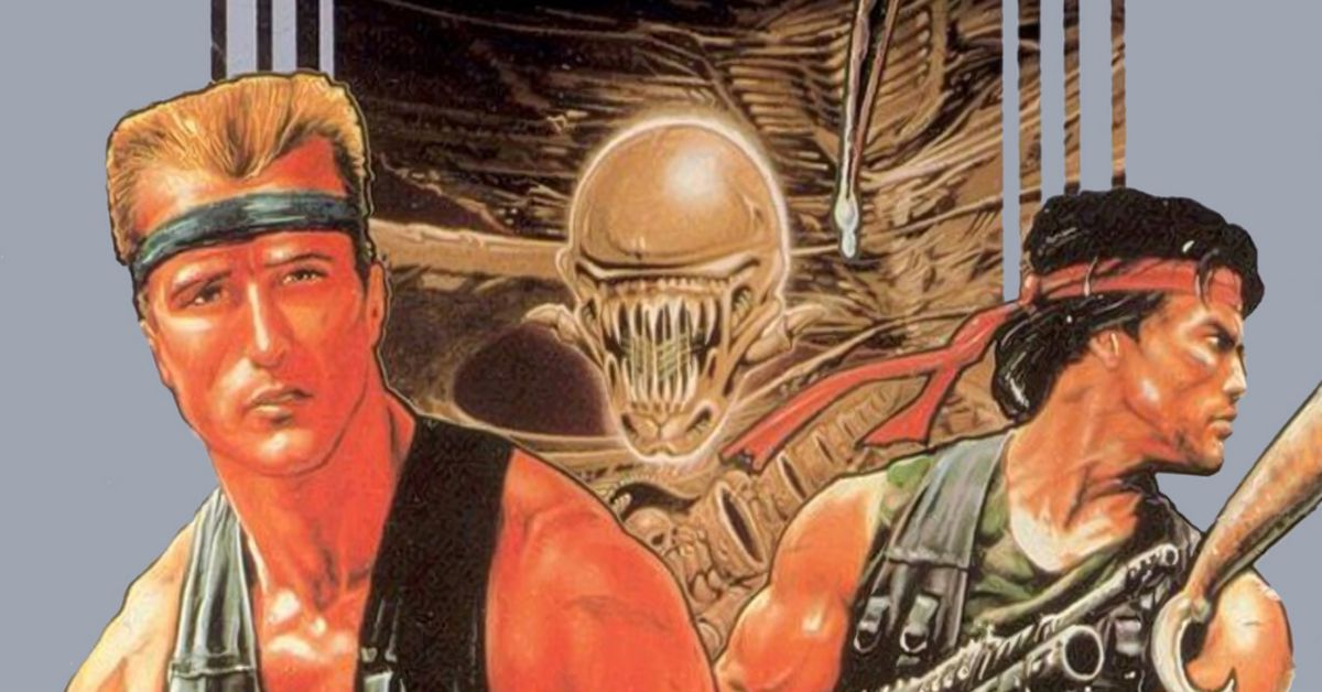 Konami's confirms final Contra: Anniversary Collection ...