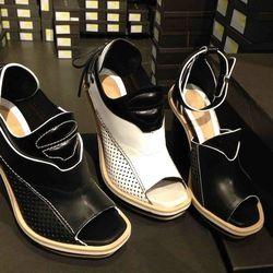 Women's shoes, $295