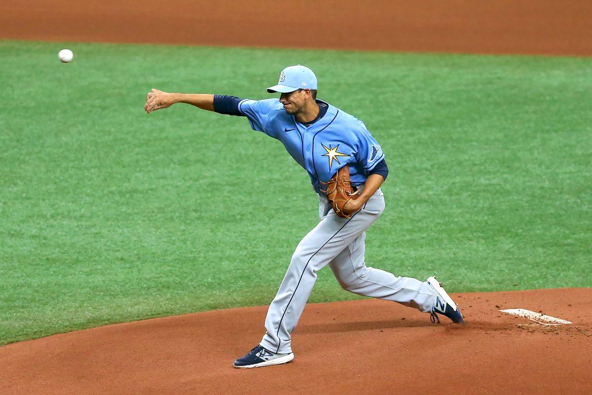 MLB: JUL 08 Rays Summer Camp