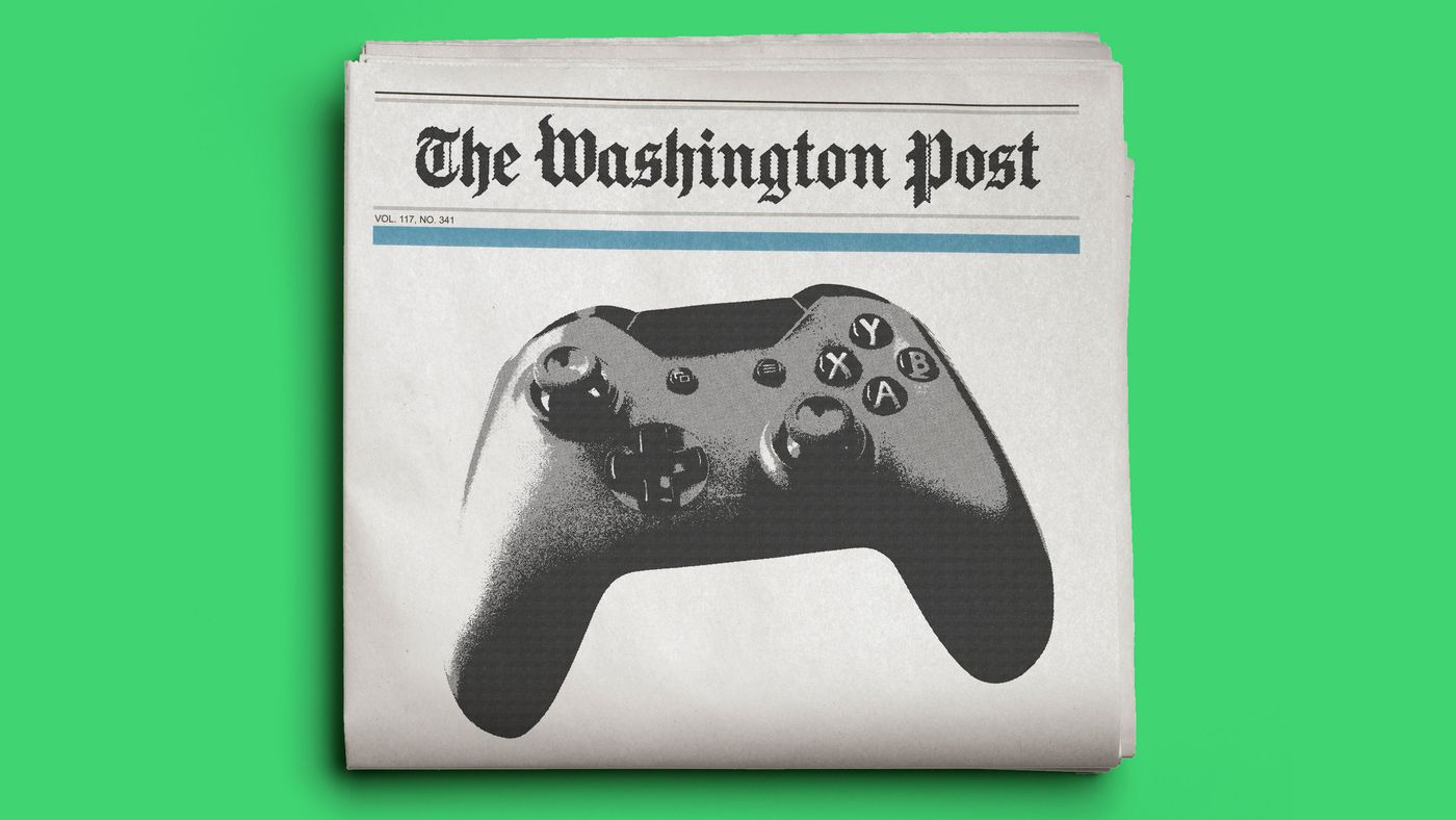 Why Does the Mainstream Media Struggle to Cover Video Games?