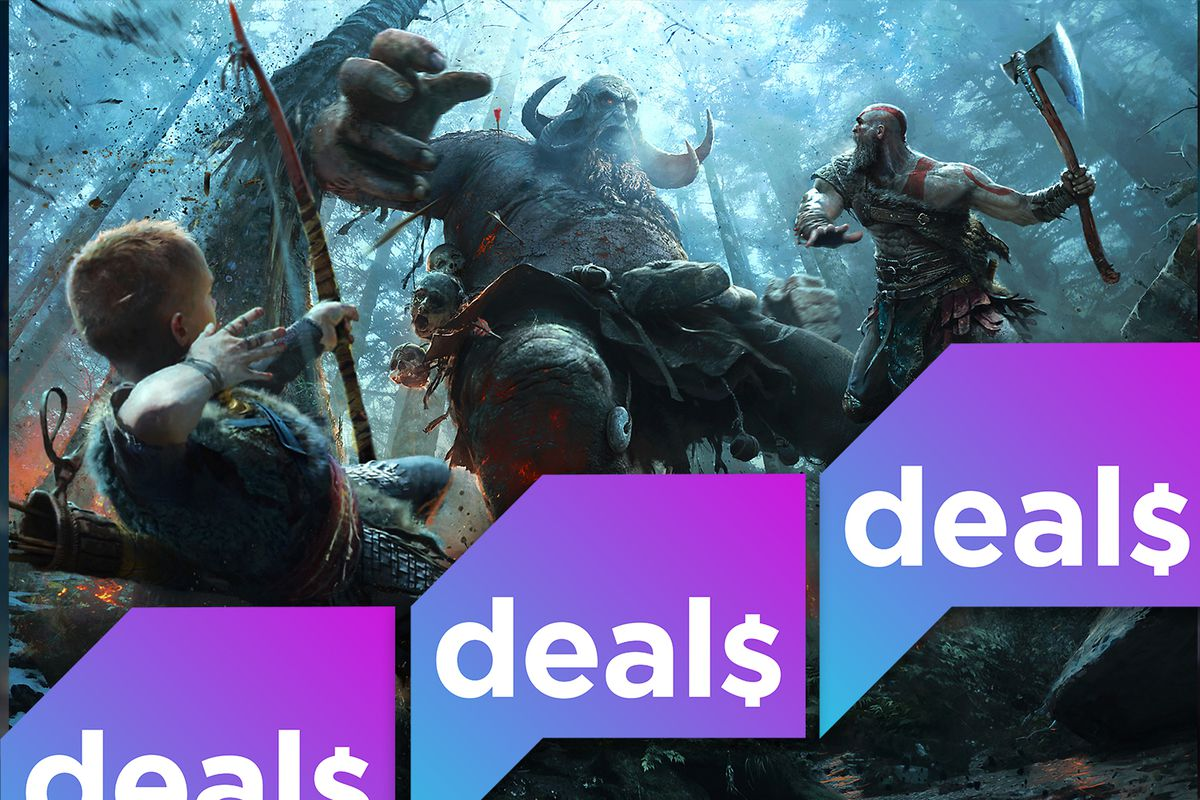 The Best Gaming Deals On Xbox One X Ps4 Pro God Of War And More Polygon