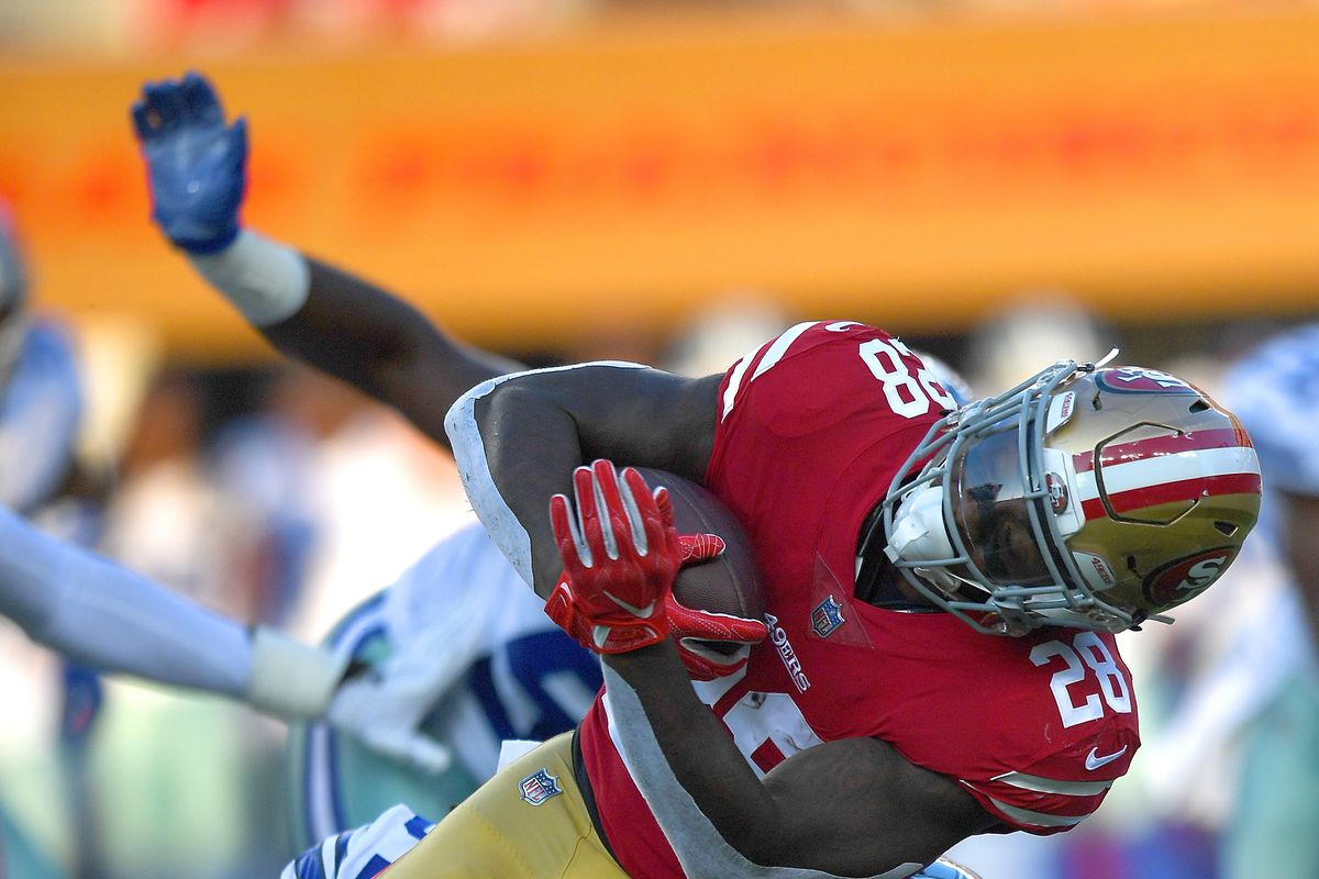 49ers news: RB Jerick McKinnon placed on the injured reserve ...