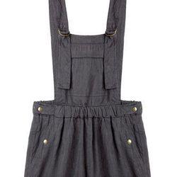 "<b>Etoile Isabel Marant</b> Jason short overalls, $385 at <a href=""http://www.lagarconne.com/store/item.htm?itemid=18621&sid=1180&pid="">La Garconne</a>"