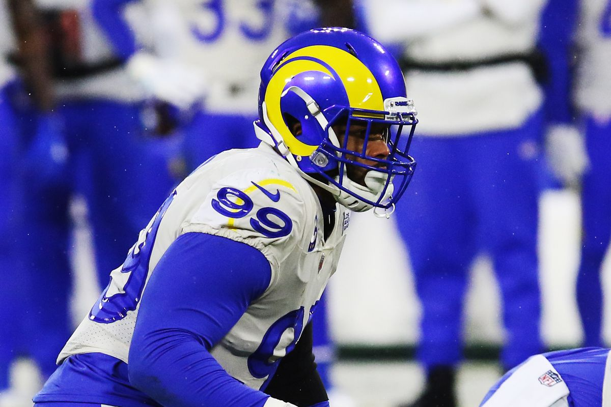 NFL: JAN 16 NFC Divisional Playoff - Rams at Packers