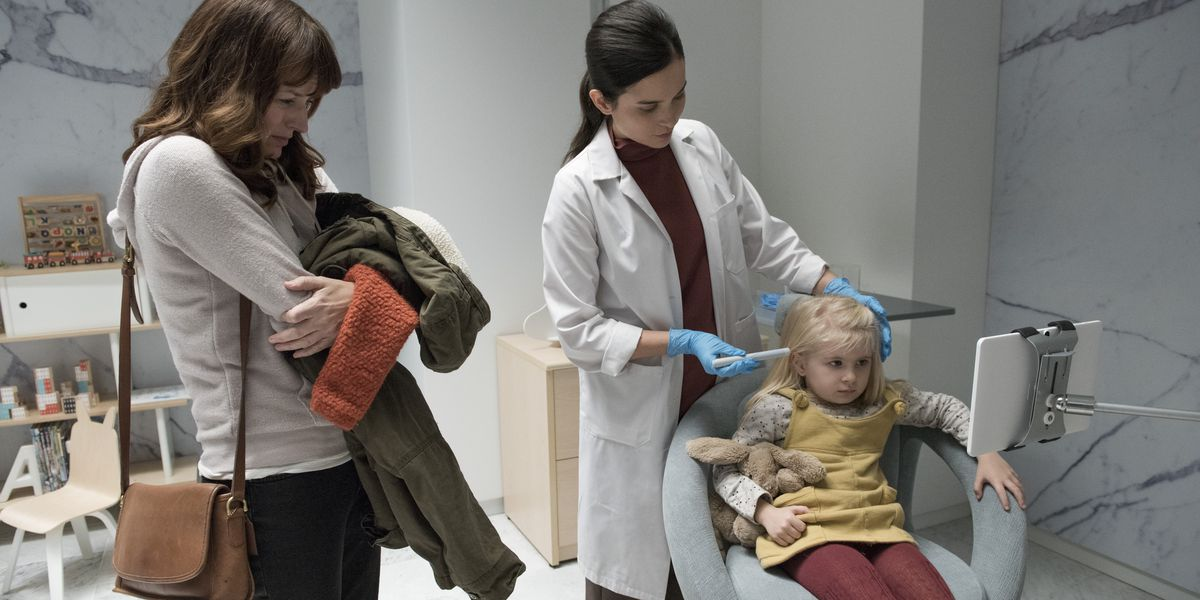 "Black Mirror season 4, ""Arkangel"" recap: extreme parental"