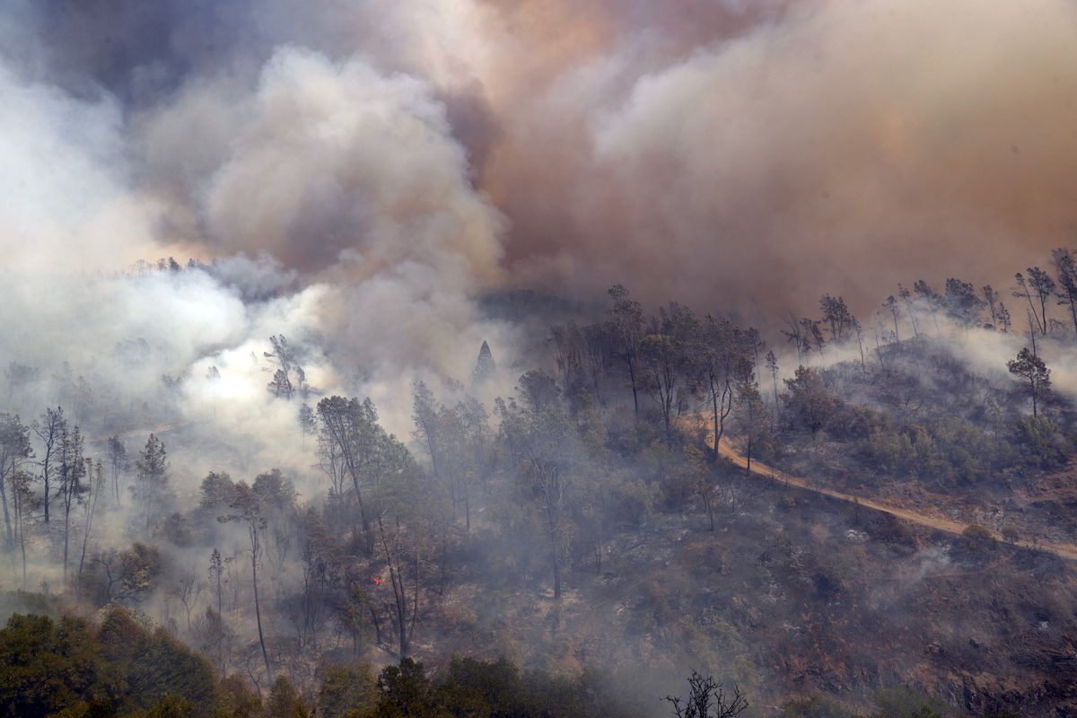 SFChronicleCalifWildfires