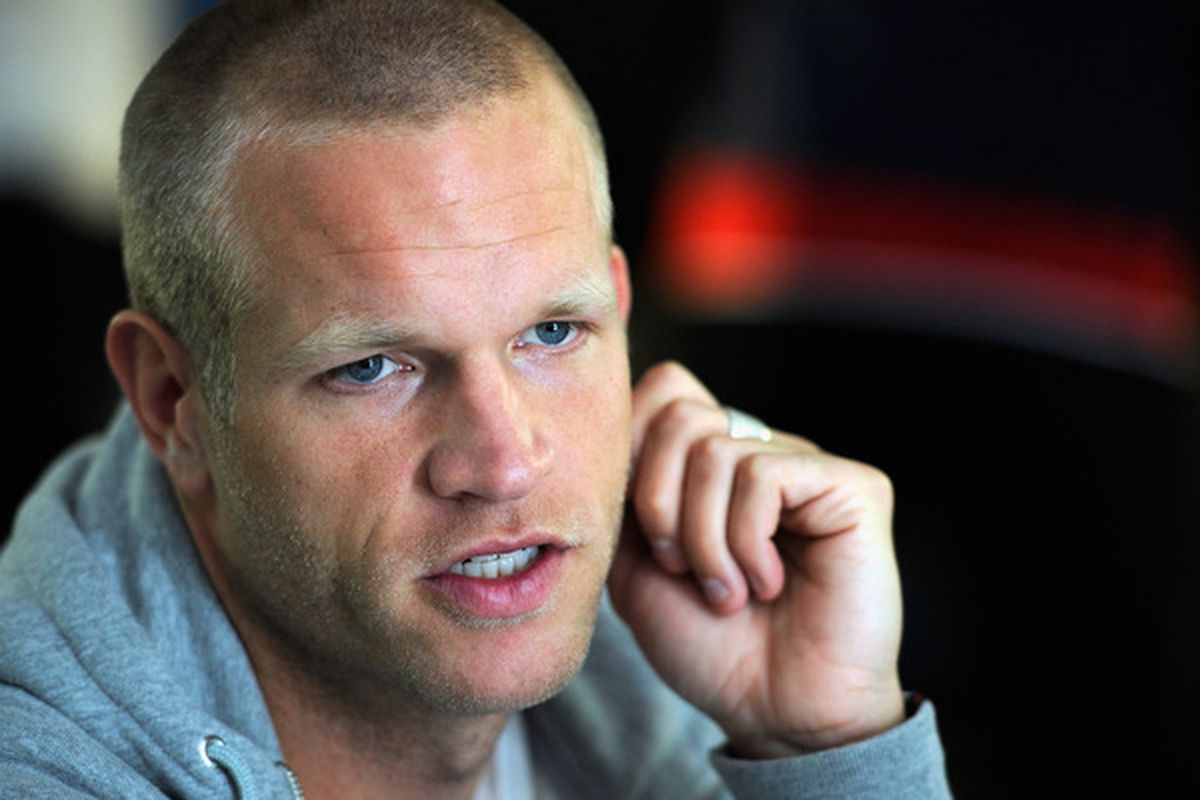 Sounder at Heart is co-hosting a screening of Rise & Shine - The Jay DeMerit Story on Wednesday at the George & Dragon Pub in Fremont.   (Photo by Kevork Djansezian/Getty Images)