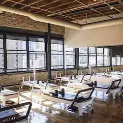 """My days always start at <a href=""""http://flexpilateschicago.com/about"""">Flex Pilates</a> [213 West Institute Place] in River North. I challenged myself to do 90 days in a row and this week is my last week of the 90 days! It's a great workout without being s"""