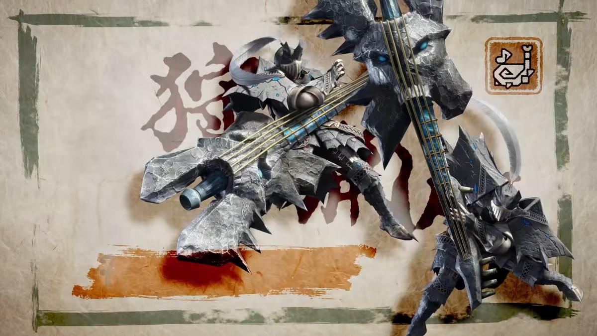 Hunting Horn image for Monster Hunter Rise
