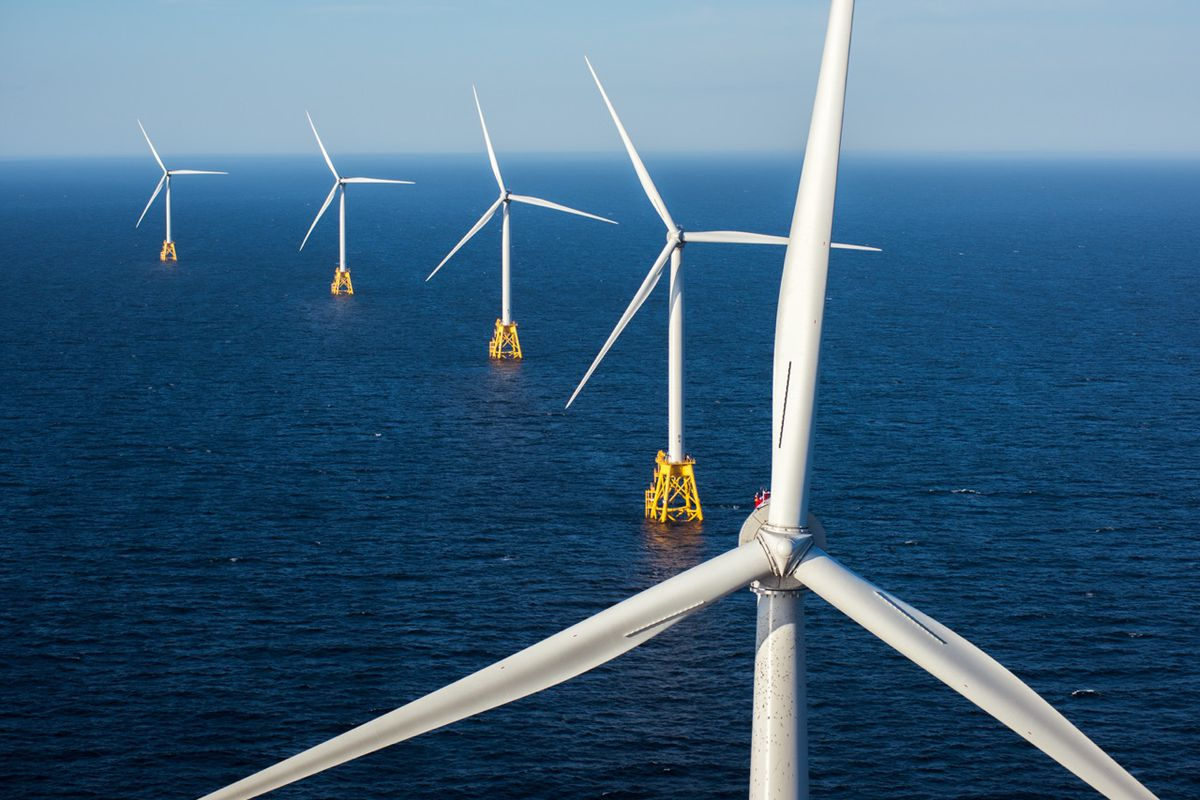 Offshore wind energy is finally taking off in the US - Vox