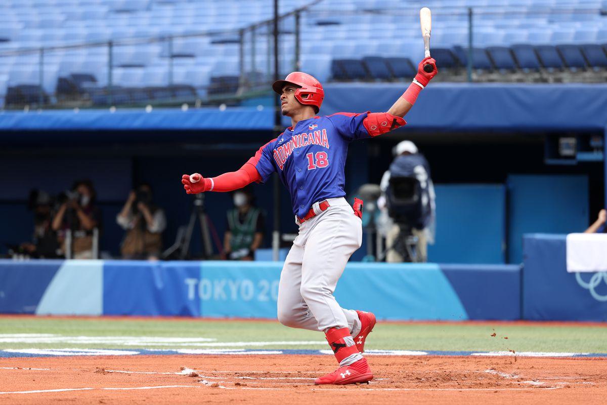 Dominican Republic v Republic of Korea - Baseball - Olympics: Day 15