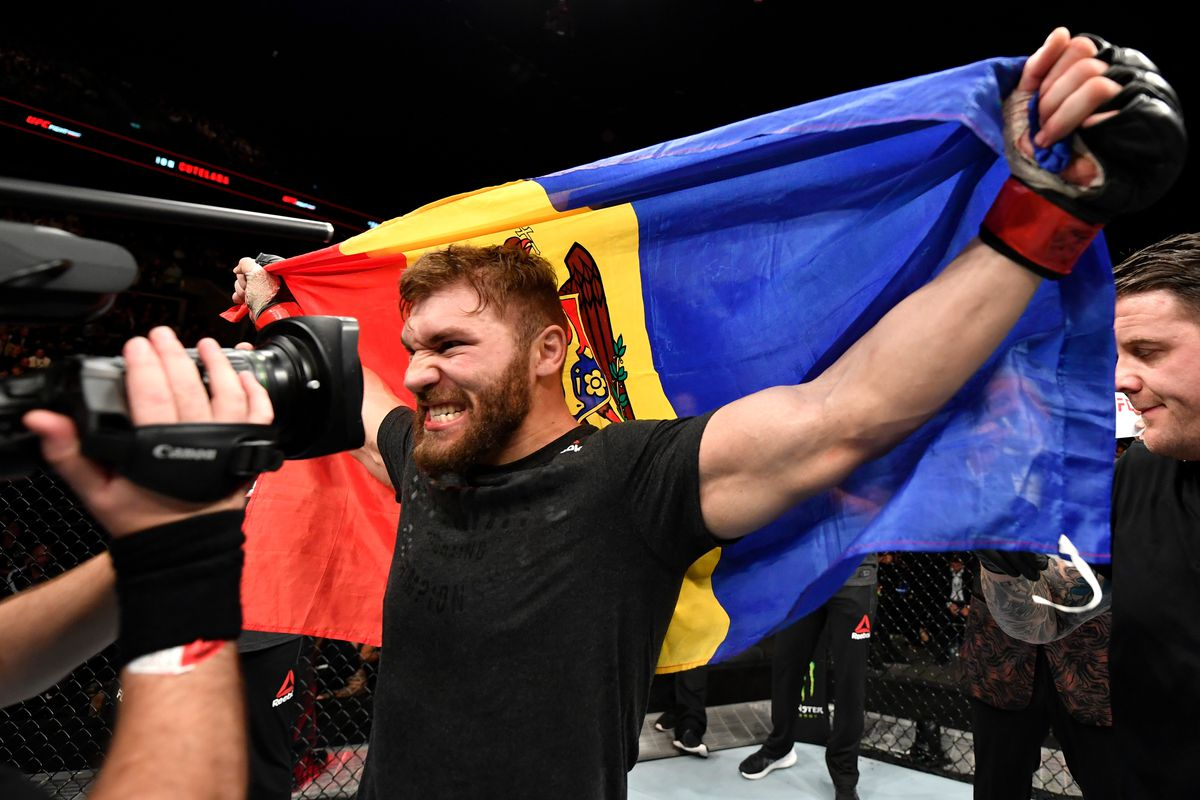 UFC Fight Night: Cutelaba v Rountree