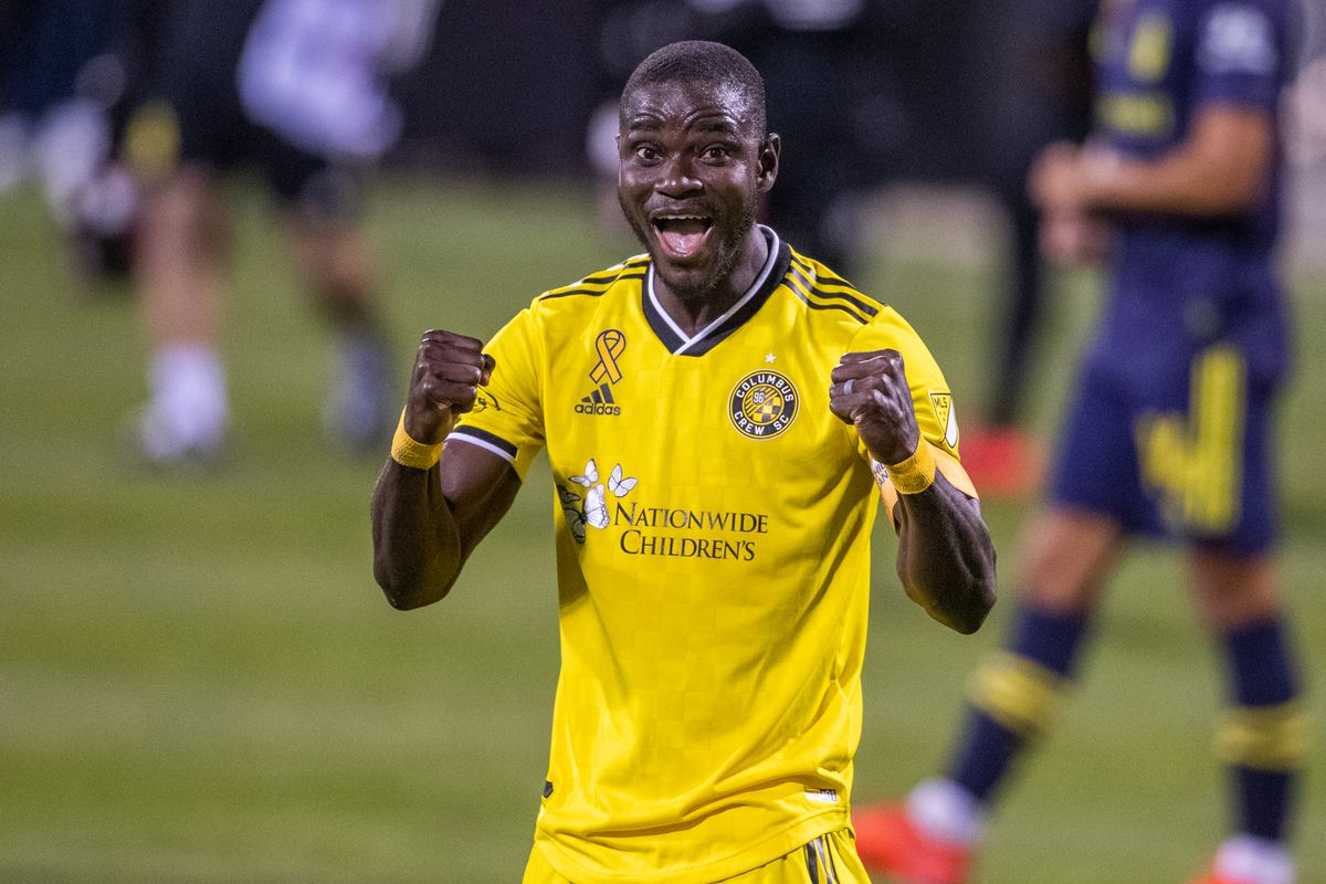 Things are going well for Jonathan Mensah with Columbus Crew - Massive  Report