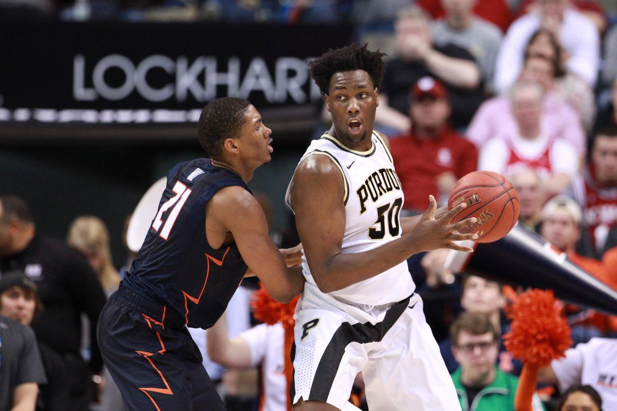 NCAA Basketball: Big Ten Conference Tournament-Illinois vs Purdue
