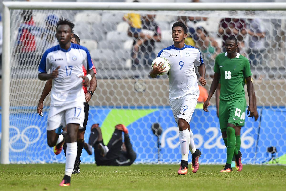 Nigeria v Honduras Bronze Medal Match: Men's Football - Olympics: Day 15