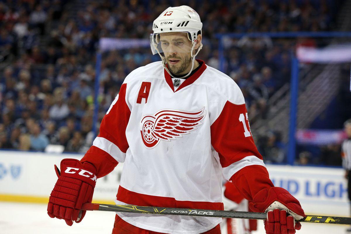 The NHL says farewell to Pavel Datsyuk