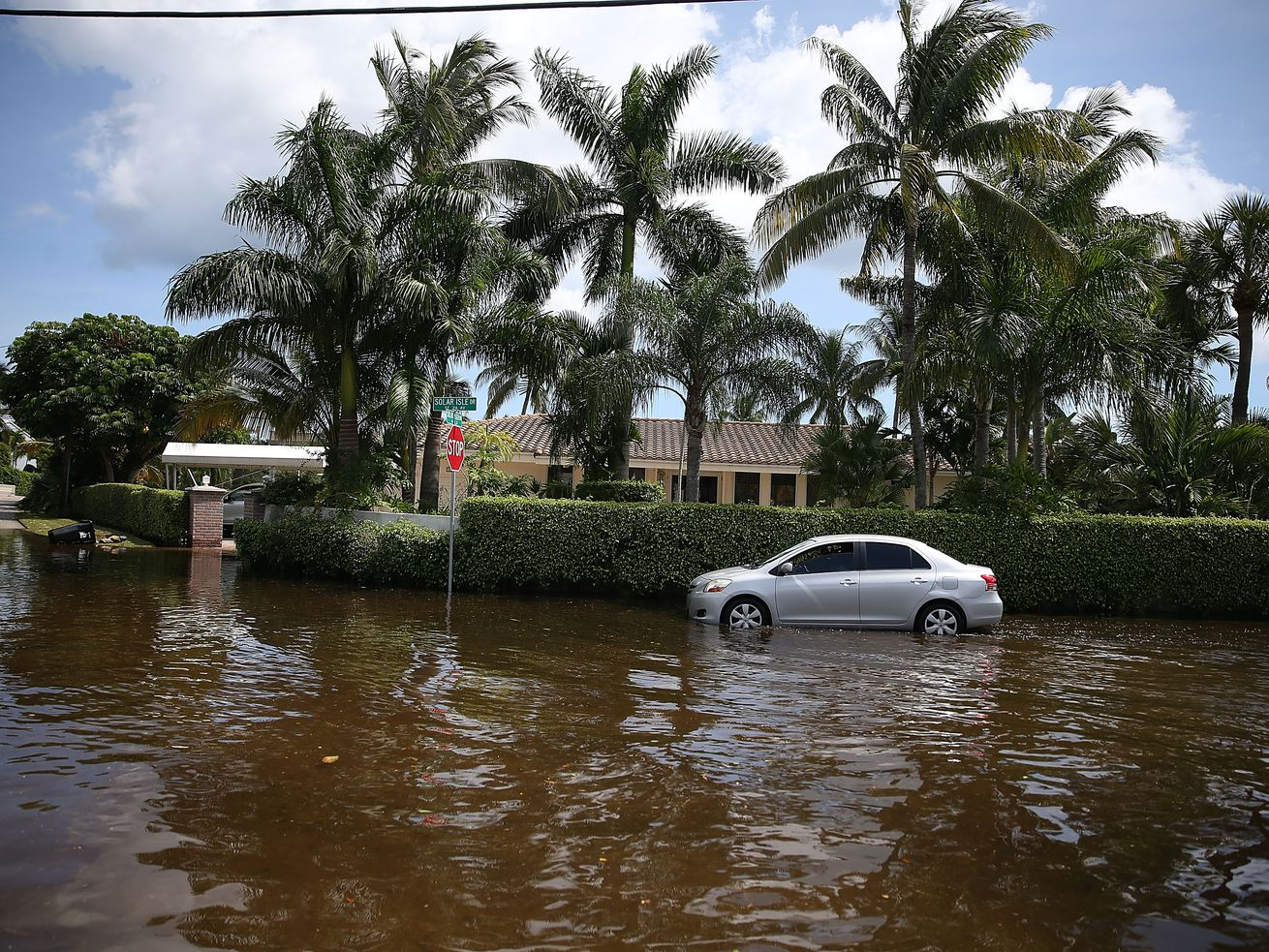 Coming crisis of coastal flooding: $1 trillion of real estate at risk by 2100