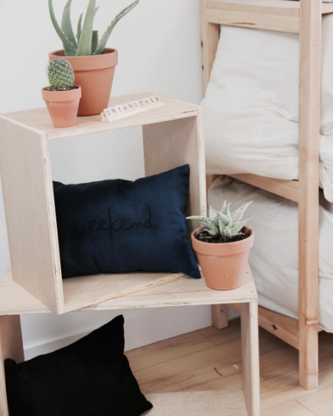 One another store brings minimalist cool clothing and home for Minimalist home goods