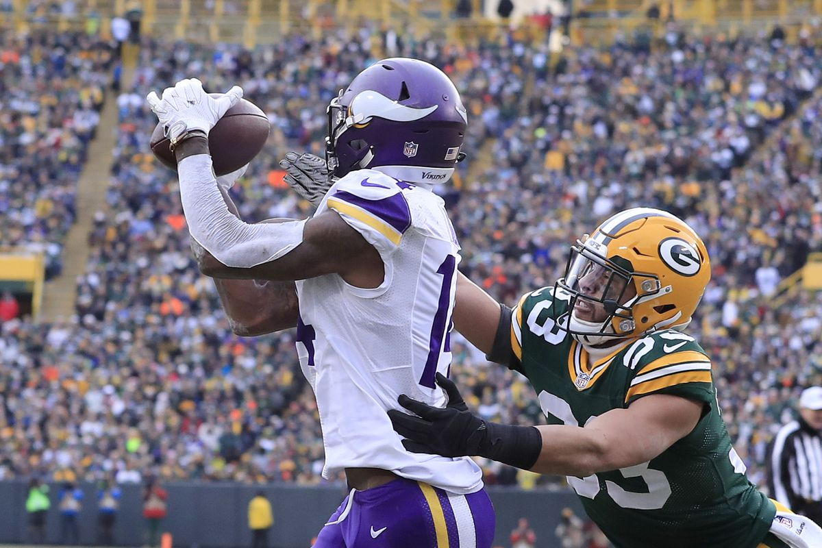 Stefon Diggs injury update How to handle Vikings WR vs Packers