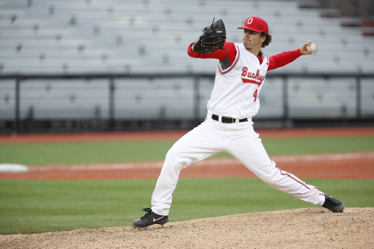 Sophomore left-handed pitcher Ryan Riga is expected to step into a starting role.