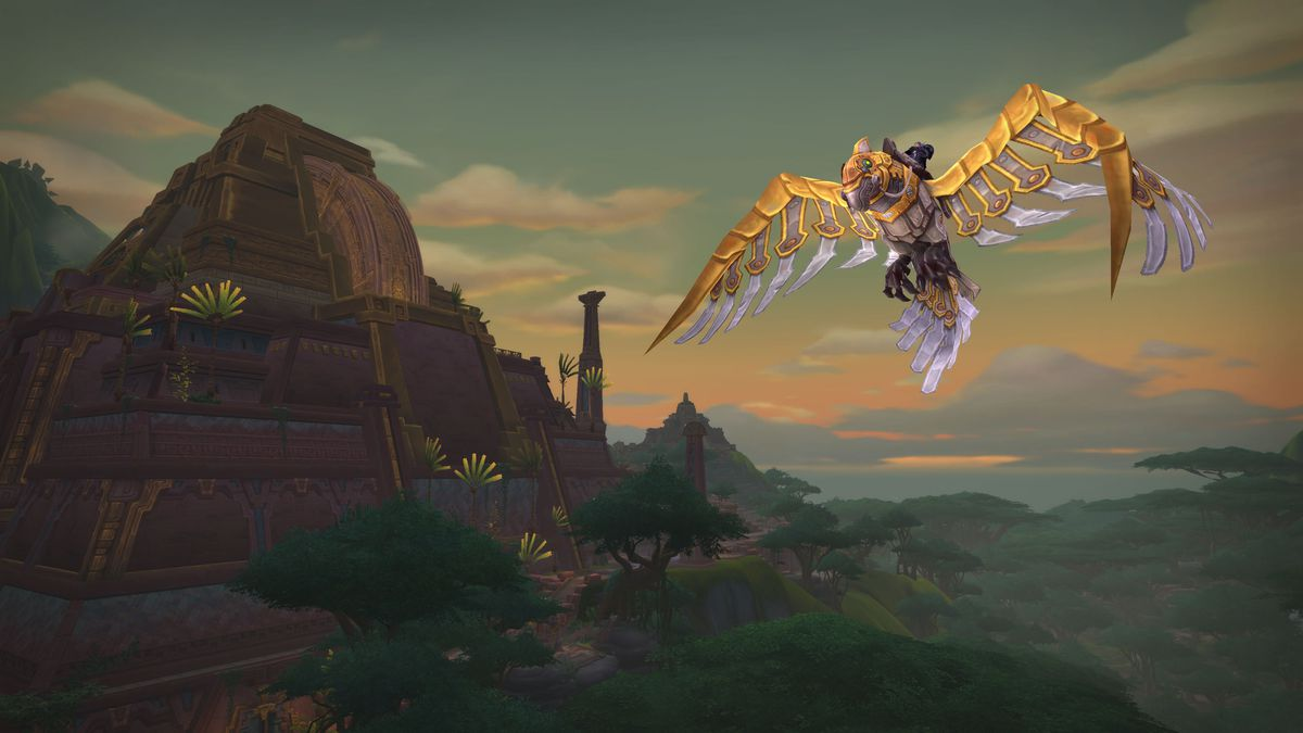 Did Patch 8 2 solve World of Warcraft's expansion woes? - Polygon