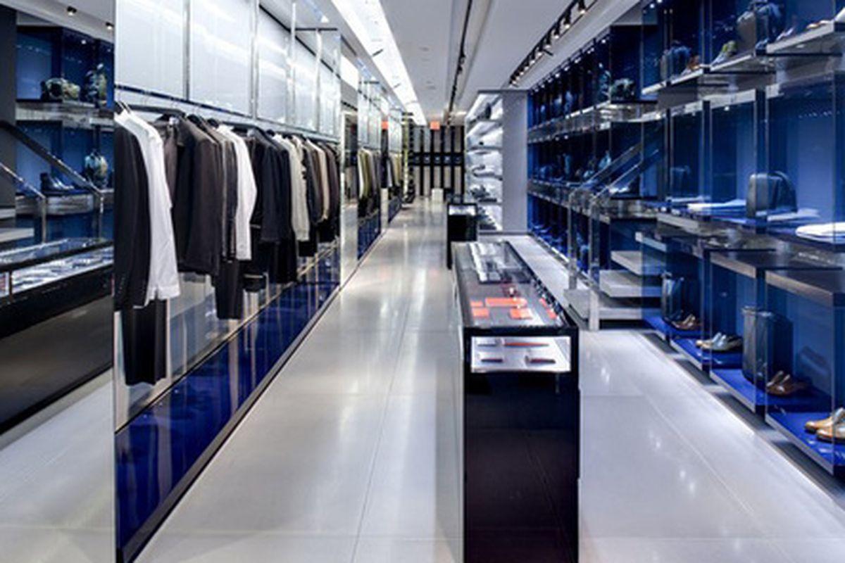 "Image via <a href=""http://www.wwd.com/retail-news/designer-luxury/belstaffs-first-us-store-lands-on-madison-ave-6254801"">WWD</a>"