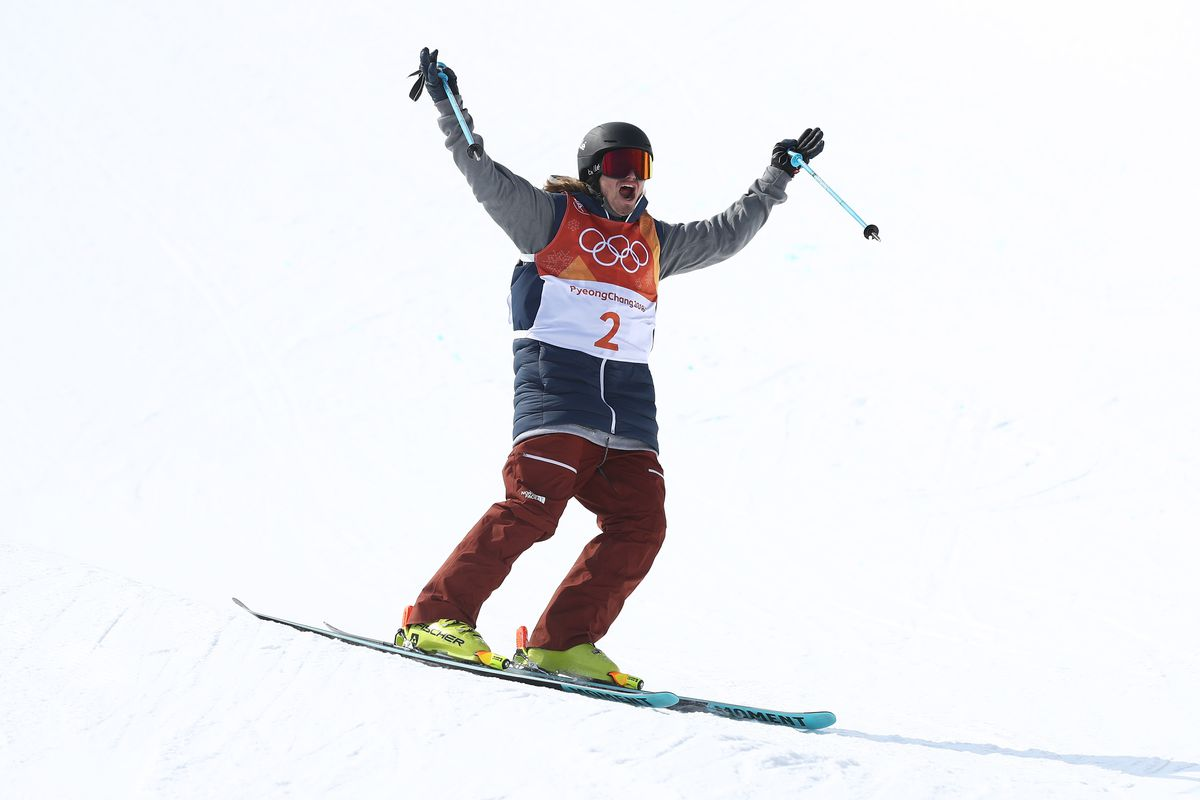 Watch American skier David Wise's stunning final halfpipe run to win gold