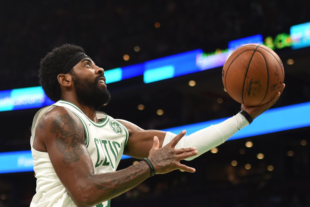 5a7297445c Kyrie Irving says he plans to re-sign in Boston next summer ...