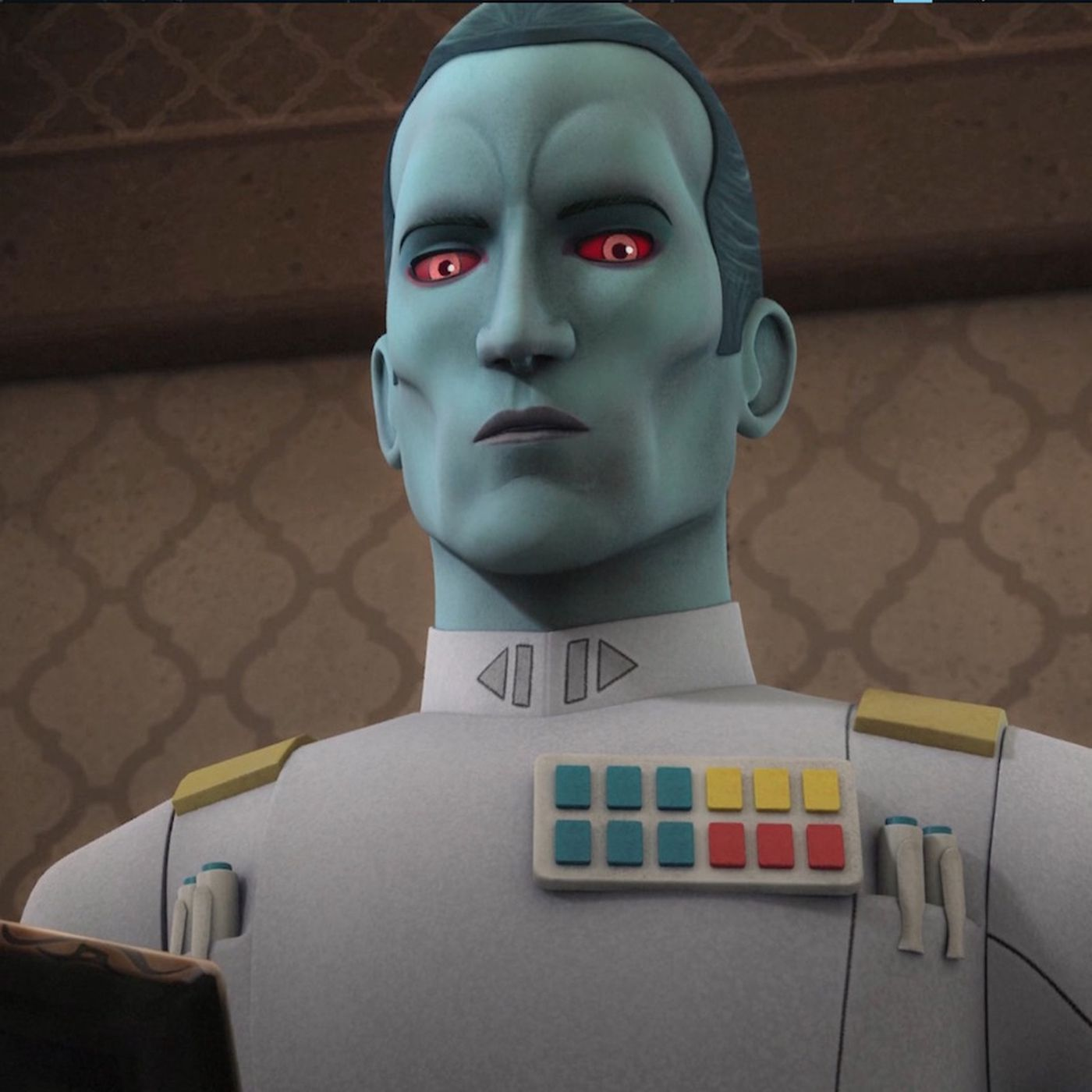 Timothy Zahn on Grand Admiral Thrawn: 'He's like an old friend who I